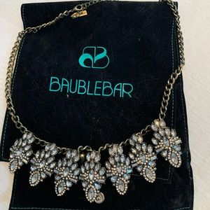 New BaubleBar necklace